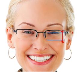 a7f82c71ba8b5 hauteur pupillaire des verres de lunettes